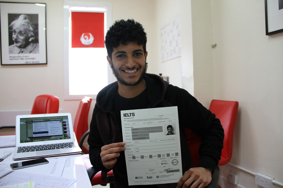 Starting early 2022, you can now take your IELTS Academic test from anywhere in the world
